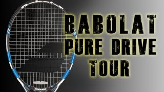2015 Babolat Pure Drive Tour Racquet Review | Tennis Express