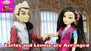 Lonnie and Carlos are Arranged  Part 3 The Curse of Black Dragon Disney