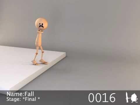 Animation Mentor Class 2 Progress Reel - Alan Starship