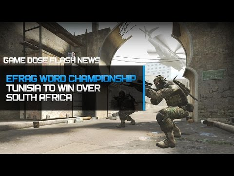 Counter Strike Breaking News #1 - EFRAG World Championships: African Qualifiers