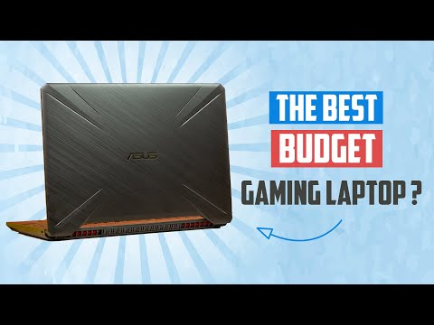 Asus TUF FX505GT Review: Best budget gaming laptop?