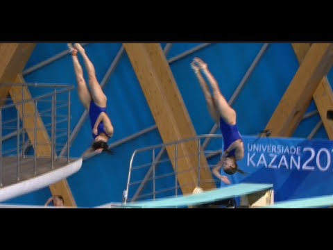 27th Summer Universiade 2013 - Kazan - Highlight 11 July 2013 1