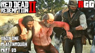 RED DEAD REDEMPTION 2 - ΕΨΗΣΑΝ ΤΟΝ ΠΑΠΠΟΥ!!!