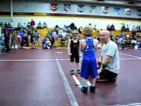 2012 Keystone Wrestling 11-12 year old 105 pound Semi