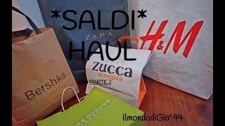 SALDI HAUL: Zara, H&M, Bershka,Coin, Zucca stregata, OVS|| IlmondodiGiò 94♡