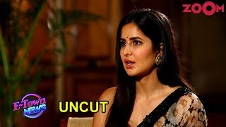 Katrina Kaif on her movie Bharat, Salman Khan's impact, break-up with Ranbir Kapoor | UNCUT