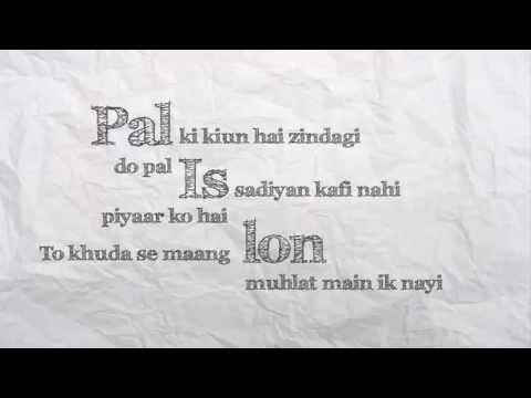 Hamdard - Ek Villain - Arijit Singh - Lyrics