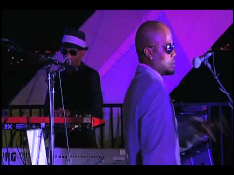 Twilight Concert Series at the Santa Monica Pier - Morris Day - Recorded with Apogee Symphony I/O