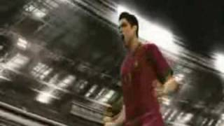 Cristiano Ronaldo Michael Owen PES 2008 ad (full version)