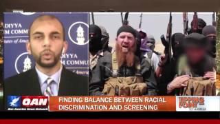 Ahmadiyya Muslim Qasim Rashid talks to OAN about Islam