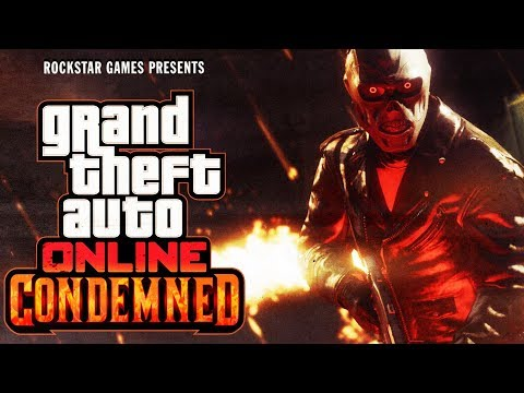 CONDEMNED VS FANS! - GTA 5 ONLINE FUNNY MOMENTS