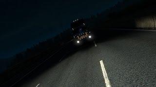 как правильно настроить руль (180 или 270 градусов) в игре Euro truck simulator 2