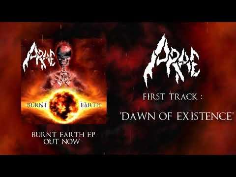 Arae sort son album Burn Earth dispo sur les plateformes internet