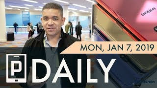 5 Galaxy S10 variants, iPhone camera arrangement redesign? & more - Pocketnow Daily