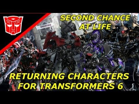 Transformers: the last knight characters | Transformers: The Last ...