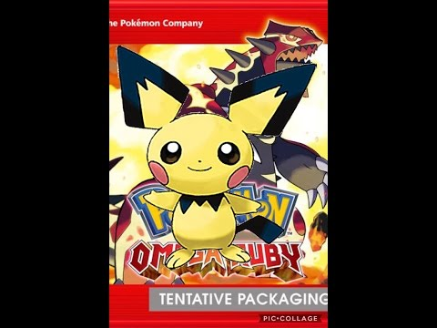 How To Get Pichu In Pokemon Omega Ruby And Alpha Sapphire
