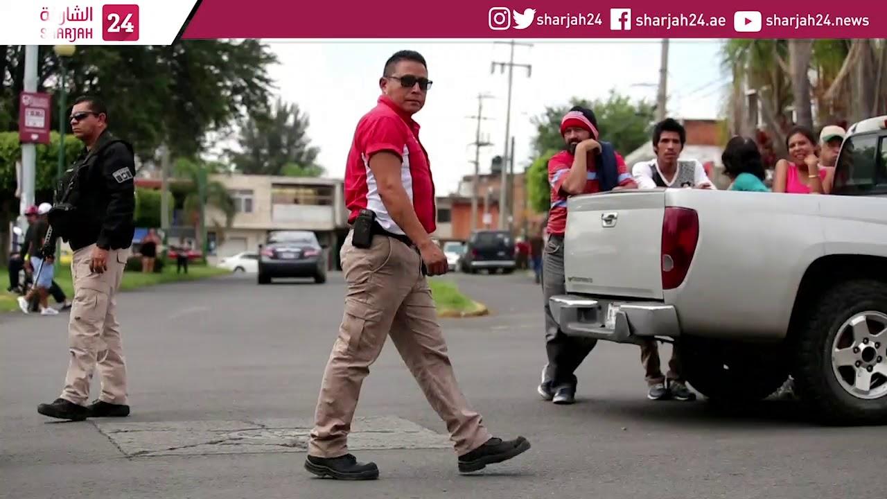 Download Mexico: Four policemen killed in ambush