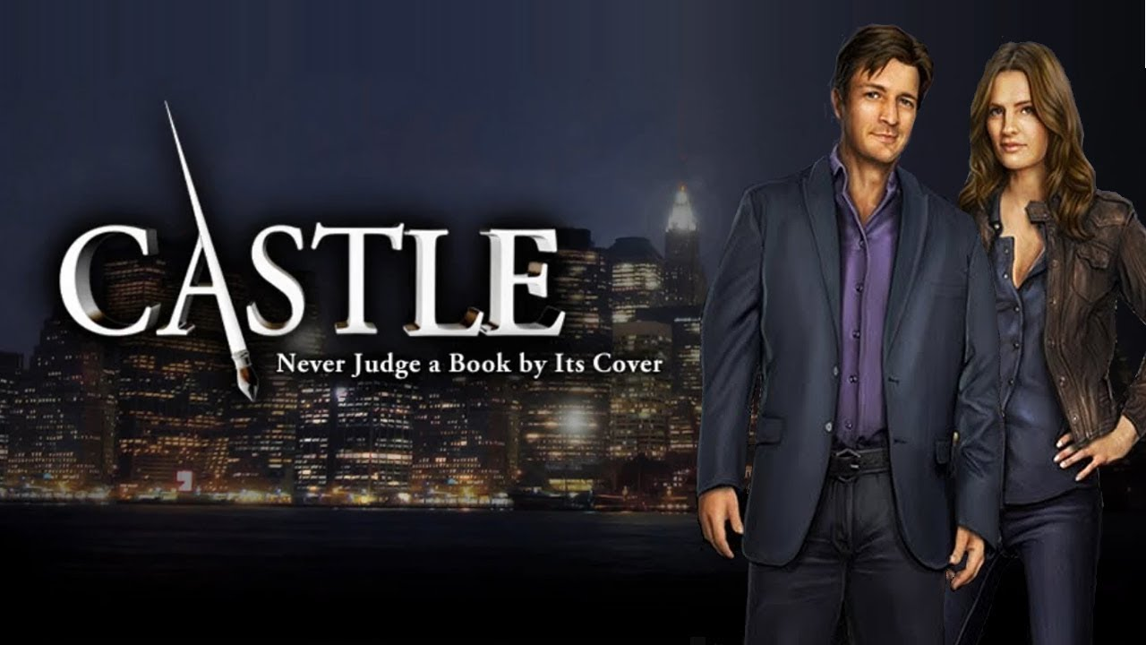 Castle Never Judge A Book By Its Cover Full