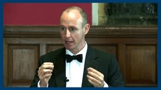 Daniel Hannan | Occupy Wall Street Debate | Oxford Union