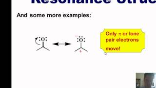 Chapter 7 – Electron Delocalization: Part 1 of 3