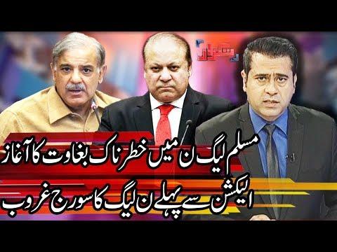 Takrar With Imran Khan - 9 April 2018 - Express News