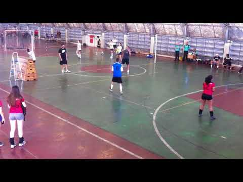 Unifieo x Unifesp Osasco - II Camp. de Vôlei Feminino - 2017 - Interatléticas