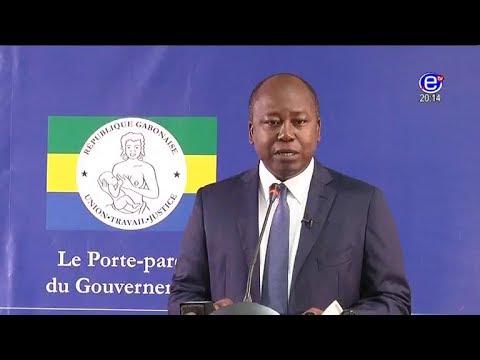 Journal 20H00 (Intrusion des hommes armés dans les media au Gabon)- Lundi 19 Juin 2017 - EQUINOXE TV