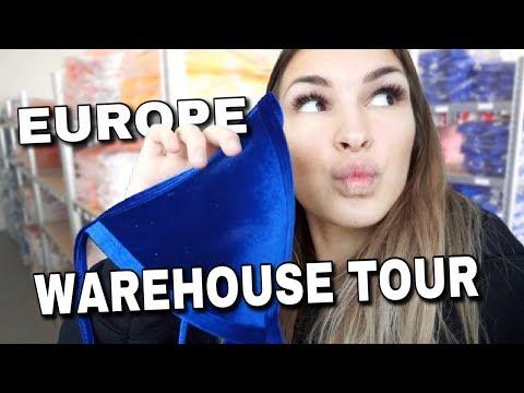 HOAKA EUROPE WAREHOUSE TOUR!!