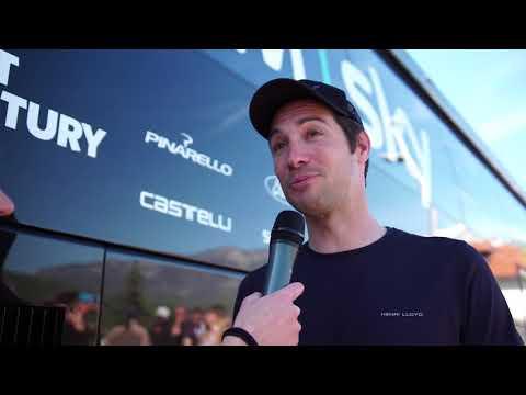 "Nicolas Portal (Team Sky): ""Magic places at the TotA"""