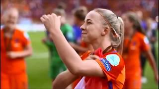 Jackie Groenen ( Dutch soccer player,Frankfurt)