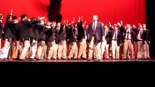 """Penn Glee Club - """"Didn"""