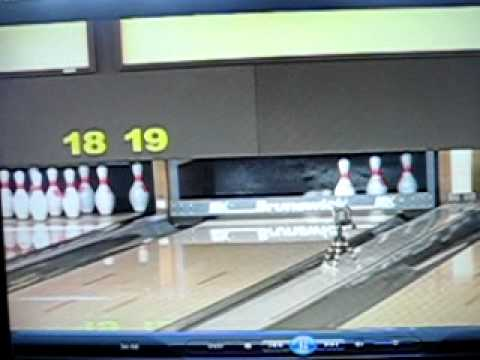 bowling aaron adams vs ryan keith televised 2010 first frame