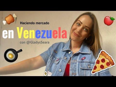 Haciendo mercado en Venezuela 1 | Compras en la capital-Ccs