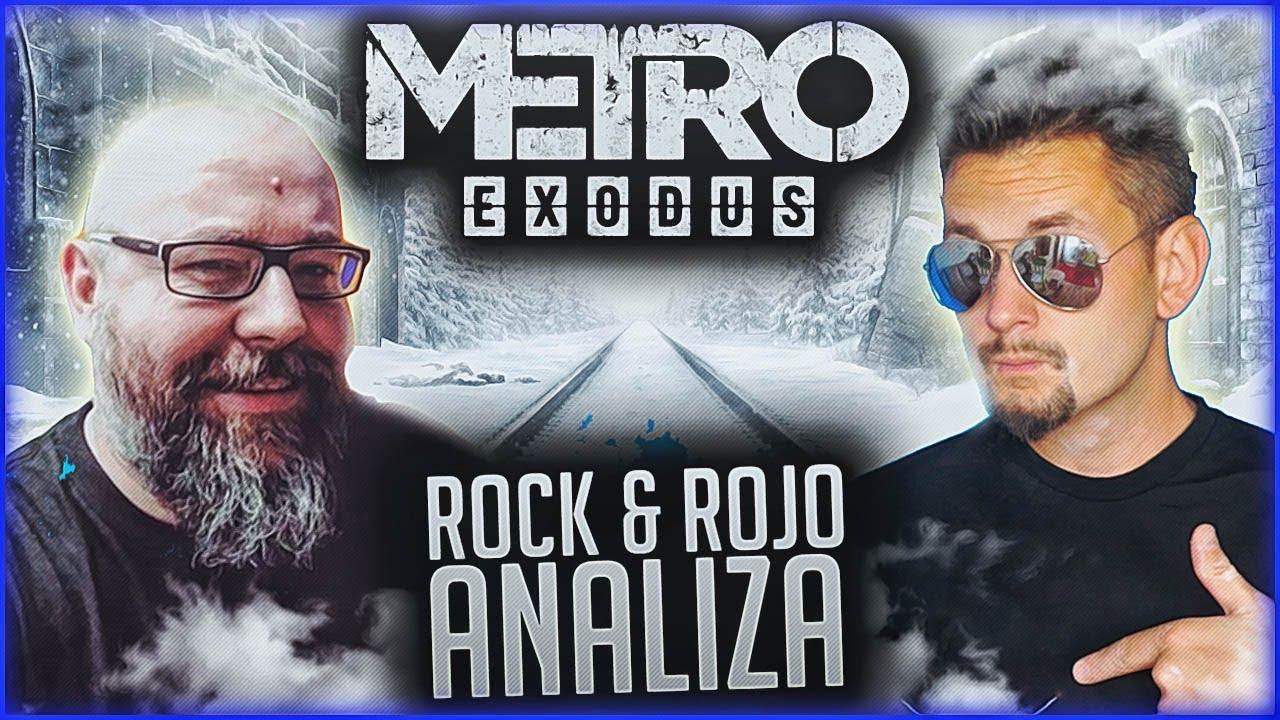 ★ Metro Exodus ► Analiza ROCK & ROJO ★