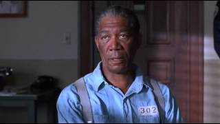 The Shawshank Redemption (Побег из Шоушенка) - Монолог Рэда