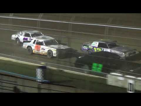 Wilmot Street Stock Feature Full Race Aug 17 2018