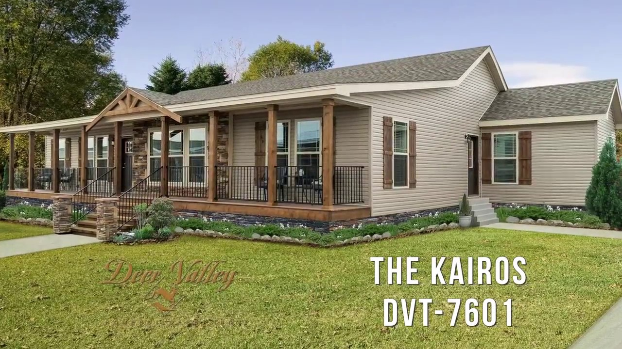 Deer Valley Homebuilders Dvt 7601 Kairos 1 Youtube