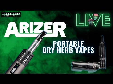 Arizer Portable Dry Herb Vapes: The Best Vapes We Never Use
