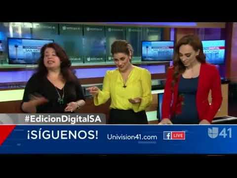National Ice Cream Month Celebration -- Univision San Antonio