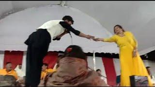 shakib ali bharti VS Rukhsana Bano new ghazal Uske Hath Mein Mehandi Lagane wali hai
