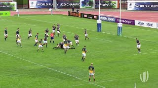 World Rugby U20 Highlights: South Africa v Ireland