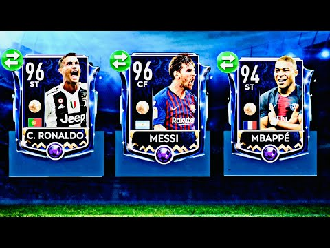 I GOT ALL 3 TOTY STARTERS ! Ronaldo,Messi and Mbappe - Toty Packs and Gameplay fifa Mobile 19 thumbnail