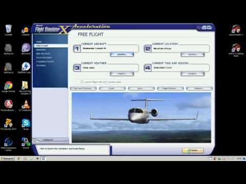 How to install a FMC into FSX/P3D (Any aircraft) - English - YouTube