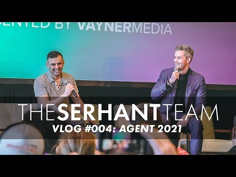 RYAN SERHANT VLOG 004  AGENT 2021 WITH GARYVEE