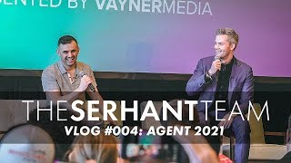 Agent 2021 With Garyvee | Ryan Serhant Vlog #004