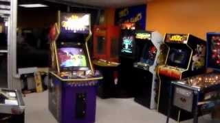 Atari Gauntlet Legends Arcade Game Overview, game play video!
