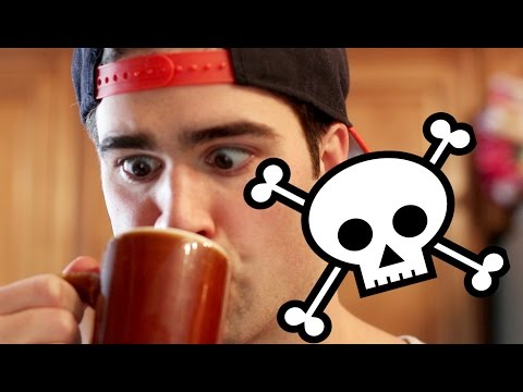 3 Scary Facts About Caffeine