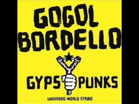 04 Immigrant Punk by Gogol Bordello