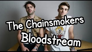 The Chainsmokers Bloodstream Unofficial Music with Lyrics