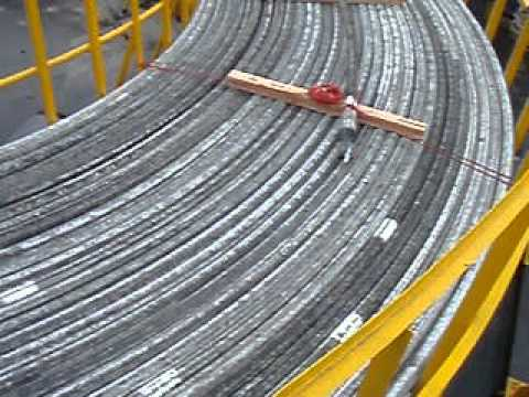 laufuman( full power cable inside the cable barge)